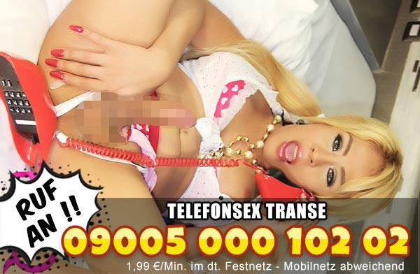 Telefonsex Transe - Festnetz Nummer